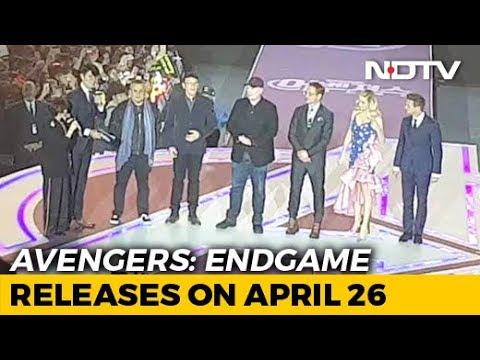 'Avengers Endgame' Fan Event In Seoul