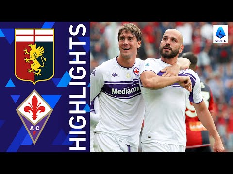 Genoa 1-2 Fiorentina | Saponara pulls one out of the hat! | Serie A 2021/22