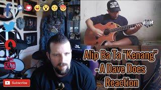 """Download Alip Ba Ta """"Kenang"""" A Dave Does Reaction"""
