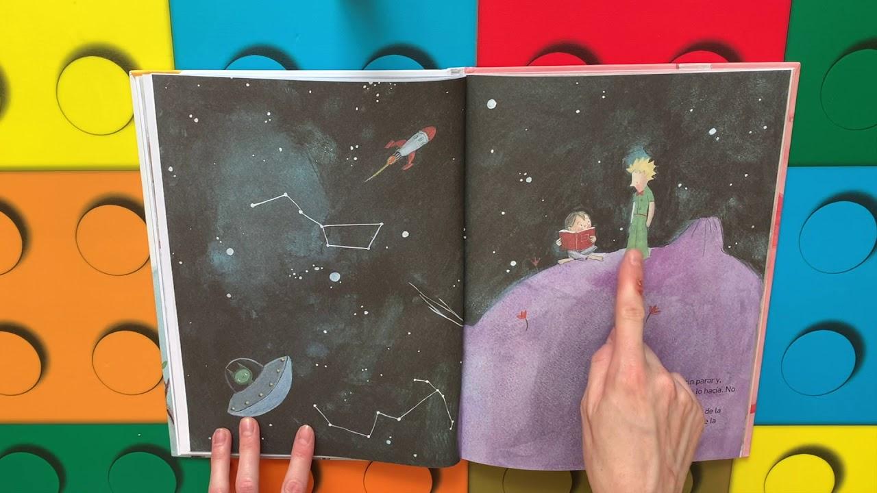 Cuentos infantiles en español: La montaña de libros más alta del mundo libro infantil en español.
