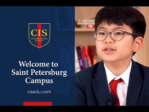 Welcome to Saint Petersburg Campus!