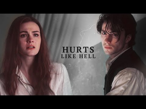 James & Lily | Hurts Like Hell