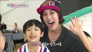 【TVPP】Shoo(S.E.S) - Super Mom Shoo, 슈(에스이에스) - 베테랑 엄마 포스 풍기는…