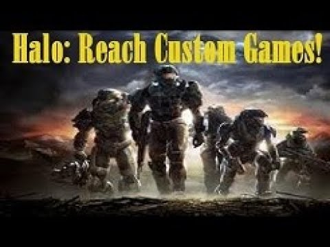 AM3R1CAN MUSCLE'S LIVE HALO: REACH 400+ CUSTOM GAMES!!!  ✔