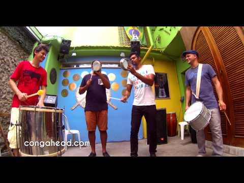 Tamborim Feat. Guilherme Oliveira & Gustavo Oliveira