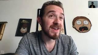 """Эксклюзивное интервью Алекса Хирша, создателя """"Гравити Фолз"""""""