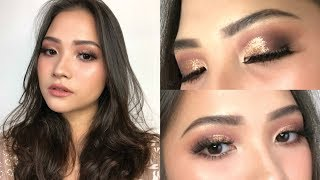 GRADUATION/WISUDA MAKEUP TUTORIAL WITH DRUGSTORE/LOCAL PRODUCTS