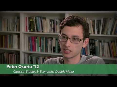 Peter Osorio - Classical Studies Senior Thesis