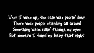 Pearl Jam - Last Kiss Lyrics [HQ]