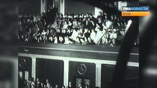 Тонкинский инцидент 1964 года и война США против Вьетнама. Кадры из архива