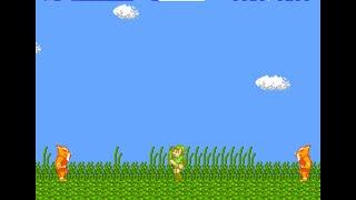 Zelda 2 - The Adventure Of Link - Nes - Full Playthrough - No Death ♛