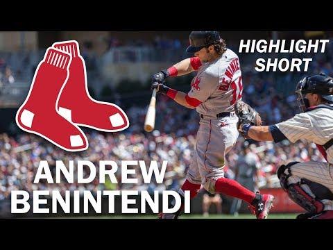 Andrew Benintendi - 2017 Highlight Short