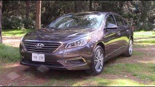 Hyundai Sonata 2015 a prueba | Autocosmos