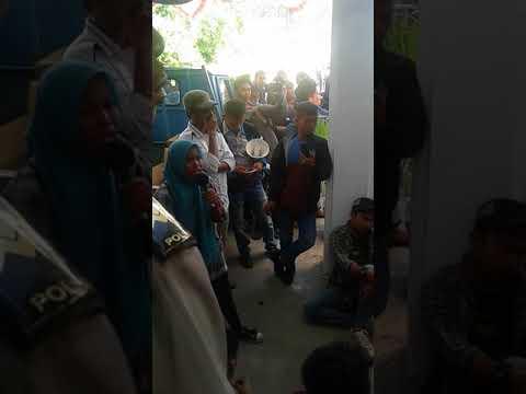 Demo untuk warga Luwuk