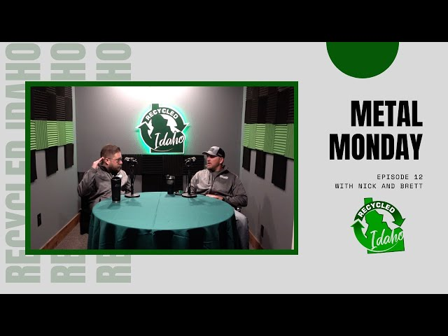 Metal Monday #12 with Nick and Brett