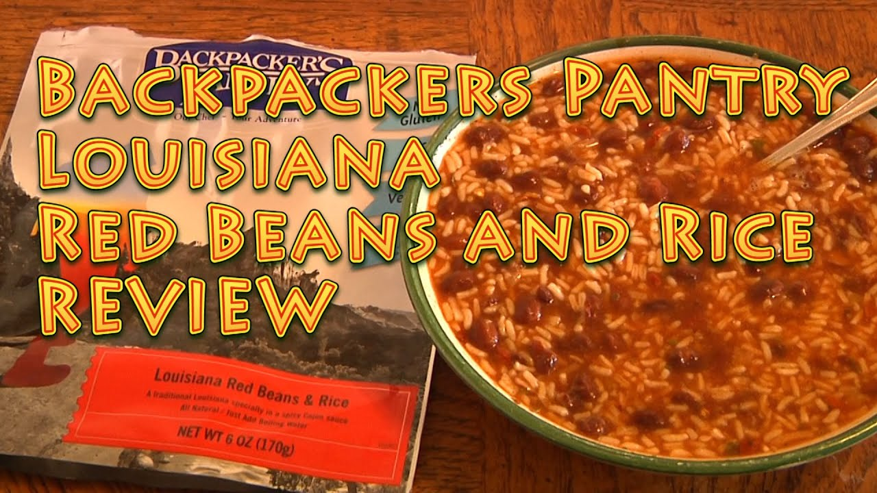 Backpackers Pantry Food
