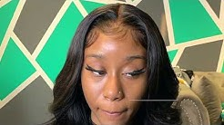 WATCH ME SLAY | Frontal Sew In