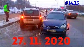 ☭★Подборка Аварий и ДТП от 27.11.2020/#1435/Ноябрь 2020/#дтп #авария