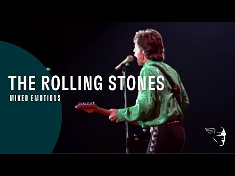 The Rolling Stones - Mixed Emotions (From The Vault - Live At The Tokyo Dome) Mp3