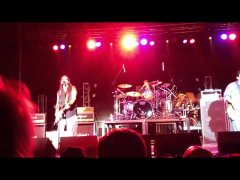 Los Lonely Boys at the Festival of the River in Arlington Washington August 11 2012