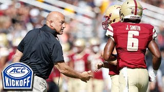 ACC Kickoff 2019: The Next Step For BC