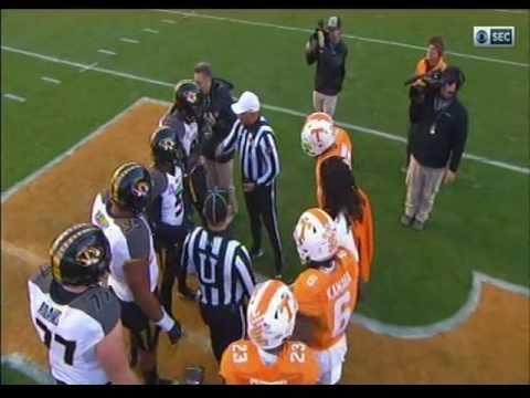 2016 Tennessee vs Missouri