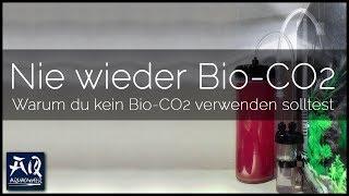 NIE WIEDER BIO CO2 | Warum du kein Bio-CO2 benutzen solltest | AquaOwner