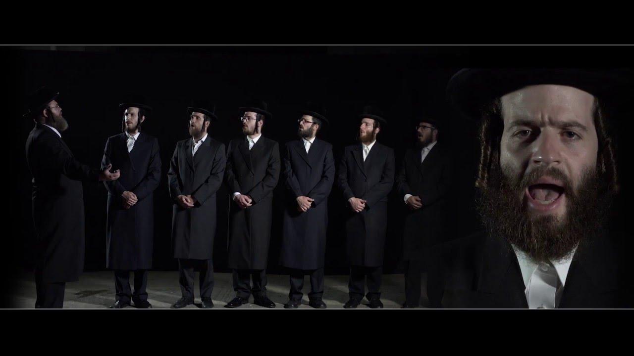 מקהלת כתר ומשה שטקל עם המעבד והמנצח הרשל בריסק - הנה זה בא | Keser Choir & Moshe Shtekel, Kol Dodi