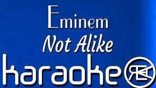 Eminem - Not Alike (feat. Royce da 5'9'') Karaoke, Instrumental