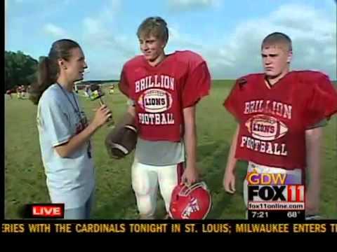 Brillion High School Football
