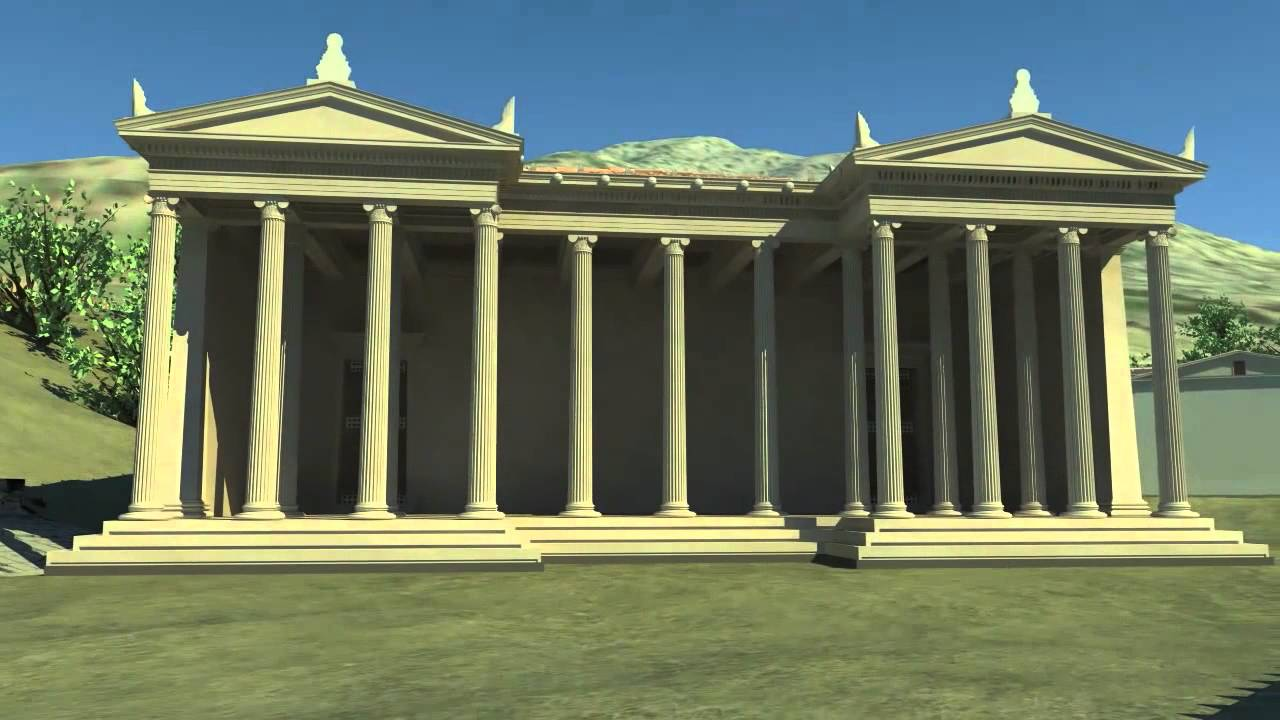 Flying Through Samothrace: A 3-D Visualization Tour of the ...
