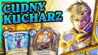 "Cudny kucharz - Miracle ""Nomi"" Priest - Hearthstone Deck (Saviors of Uldum)"