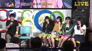 150612 AKB48のあんた、誰? AKB1/4リアル版恋愛総選挙 愛唄ver. 岩立沙...