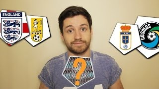 One of Spencer Owen's most viewed videos: My Top 5 Favourite Football Teams