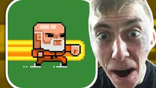 Fist of Fury - SEXY OLD MAN?! (iPhone Gameplay Video)