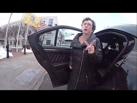 Rutgers-Newark Nancy Cantor Yells 'I'm The Chancellor!' At Campus Cops In Car Accident Dispute