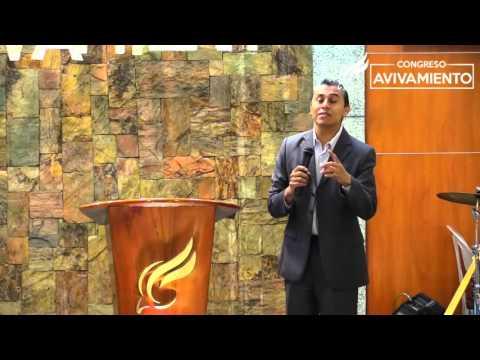 Pastor Tony Hernández - Predica del Avivamiento CA1010