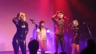 Grausame Töchter - Wie Eine Spinne Live @ Summer Darkness 2013