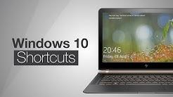 10 Useful Windows 10 Shortcuts You Should Be Using