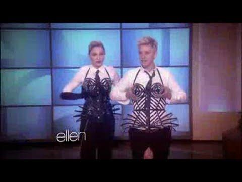 Ellen Has a Movement, Too (Miley Cyrus Movement) on Ellen