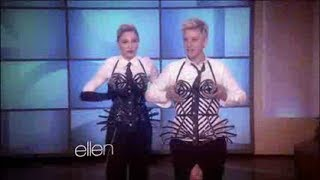 Ellen Has a Movement, Too (Miley Cyrus Movement) on Ellen