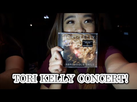 Ep. 4 Tori Kelly Concert! (Unbreakable Tour) | annnienguyenn
