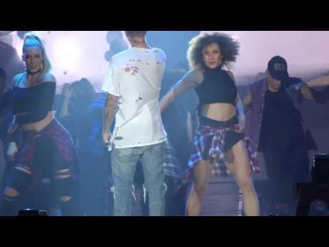 Justin Bieber - Company - live Birmingham 2016