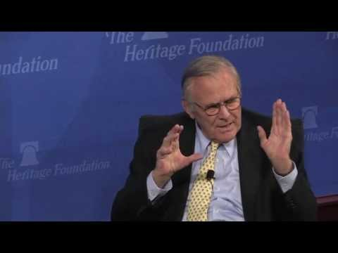 Rumsfeld's Rules: Leadership Lessons in Business, Politics, War and Life