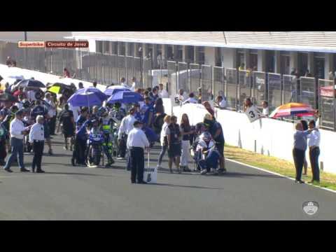 Jerez Race 1 Superbike European Championship