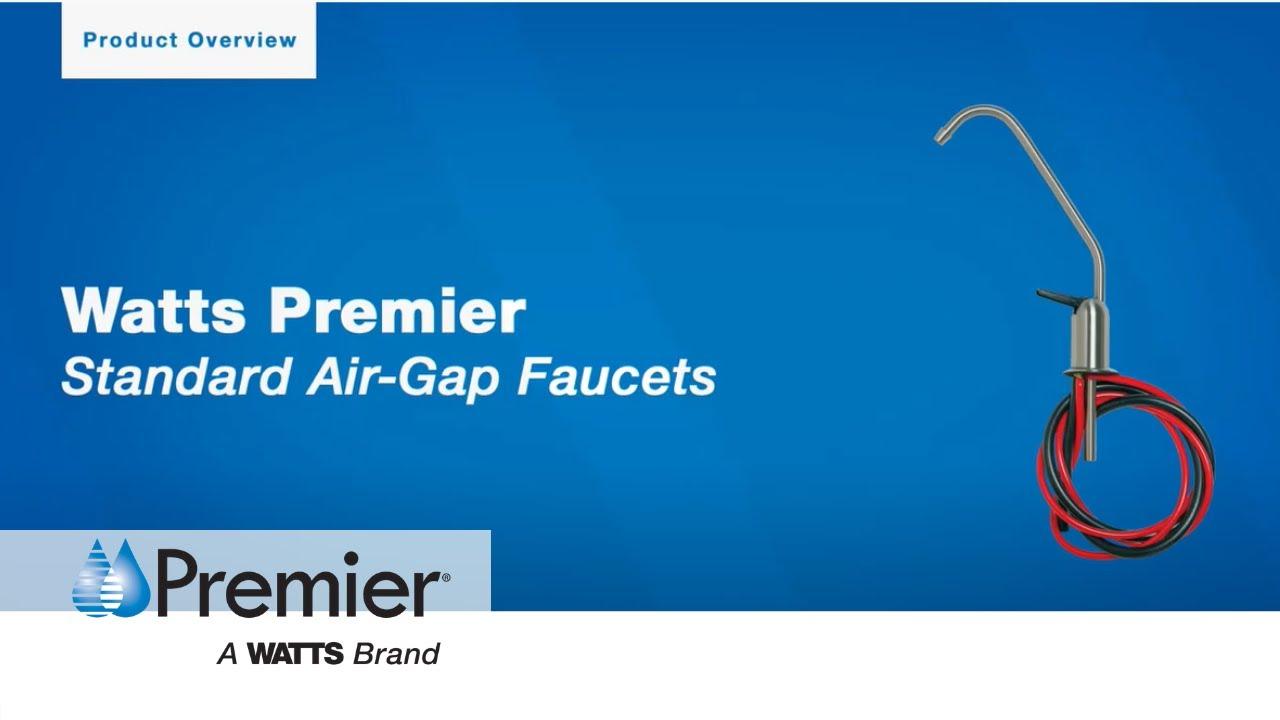 premier s standard air gap faucets