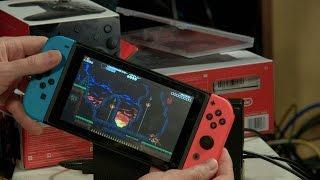 Nintendo Switch Launch Day Stream