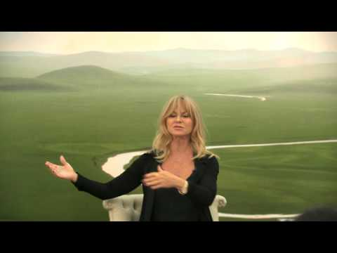 Goldie Hawn On The Importance Of Mindfulness