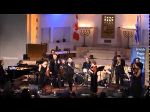 Klezmer at Holy Blossom Temple