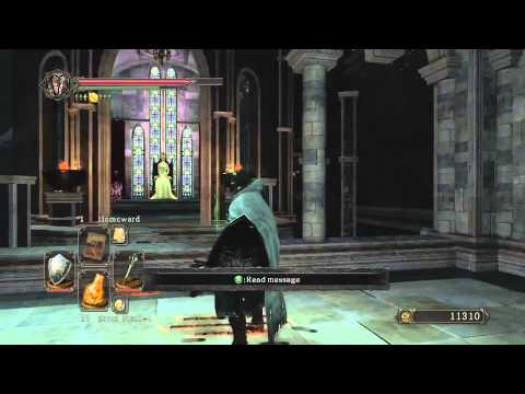 Dark Souls 2 - How to Find the Second Bonfire in Drangleic Castle